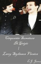 Cinquanta Sfumature Di Grigio // Larry Stylinson by _Black_White