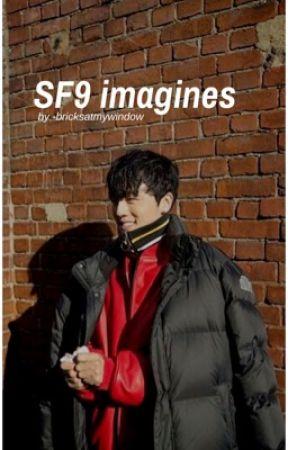 sf9 imagines by -bricksatmywindow