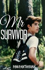Mr Survivor by PinkPantherina