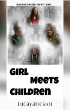 Girl Meets Children by lucayatics101