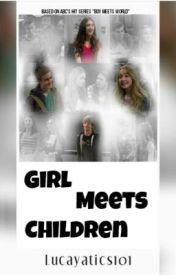 Girl Meets Children by lucayatics101