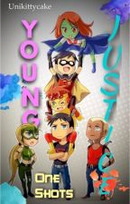 Young Justice X reader by UnikittyCake