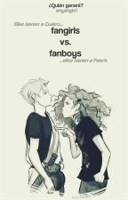 Fangirls Vs. Fanboys by AnyAngie1