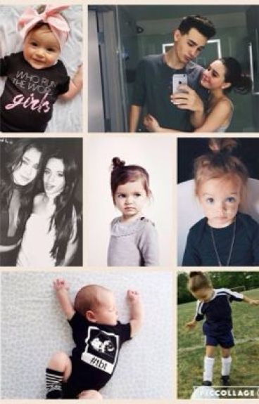Living with Six Unexpected Kids (Camren) Sequel to The Cabello-Jauregui Life