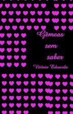 Gêmeas Sem Saber♥ by vitoriaeduarda40