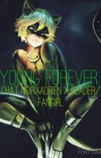 Chat Noir X Reader/Fangirl: Young Forever by Sonic0954