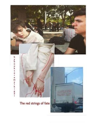 The Red String Of Fate × Gennex by booksaremyikigai