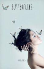butterflies by goldenseam