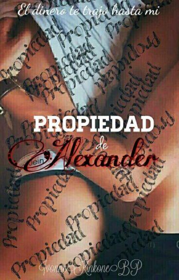 Propiedad De Alexander
