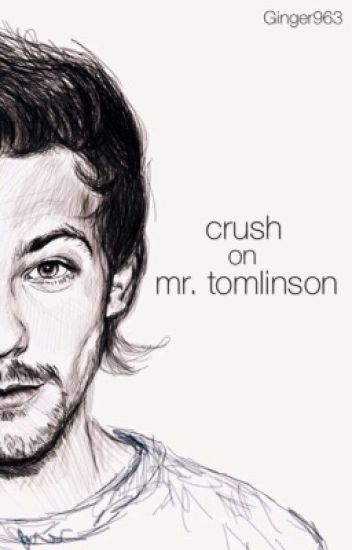 crush on mr. tomlinson (larry stylinson au)