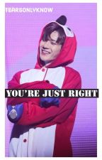 You're Just Right [Got7/Jackson Ambw] by bjoiner123
