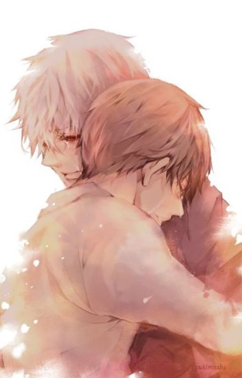 Left a mother - Kaneki X Reader X Haise