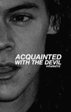 Acquainted With The Devil [l.s] by inhaled1d