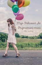 MGA PAKIWARI AT PAGMUMUNI-MUNI (An AlDub Collection of Poems and Short Stories) by wuthie16