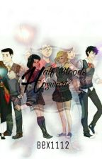 Half-Bloods and Hogwarts... by bex1112
