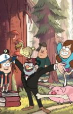 Gravity Falls RP by loganthezombie