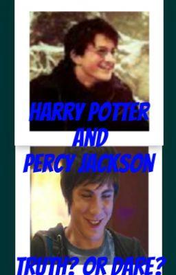 s Percy Jackson Truth or Dare