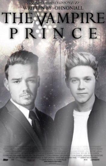 The Vampire Prince → Niam Horayne