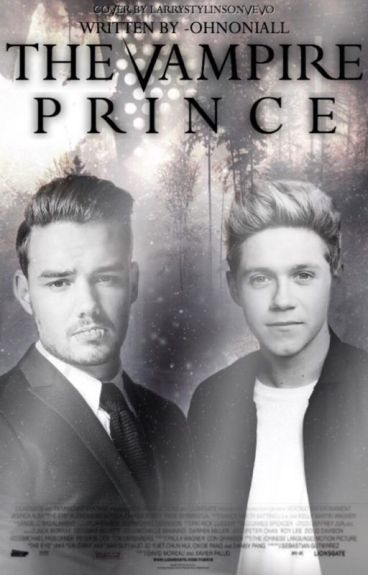 The Vampire Prince → Niam Horayne