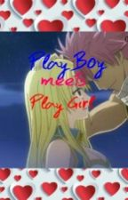 Play boy meets Play girl by ScienceIsHearteu