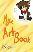 My 'Art' Book, Third Time Is The Charm! by emndem02