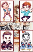 OS Yaoi One Direction [Lemon] by dark-wings
