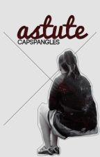 astute ◉ wade wilson by capspangles