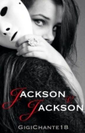 """""""Jackson v. Jackson"""" (MJ Fantasy) **DISCONTINUED*** by GigiChante18"""