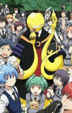 Assassination Classroom N°1 by Blanche1922