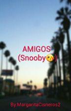 Amigos (Snooby)  by MargaritaCisneros2