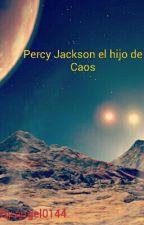 Percy Jackson El Hijo De Caos by angel0144