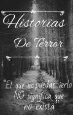Historias De Terror by MarianaBordallo
