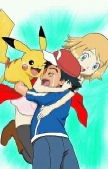 Amourshipping couple story