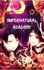 Supernatural Academy (Levi x Eren) by EreriForever839