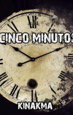 Cinco Minutos. [Spideypool] by Kinakma