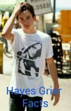 Hayes Grier Facts by MahaliaCoad