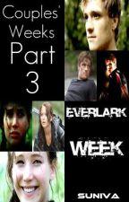 Couples' Weeks Part 3: Everlark Week by SassySunshine