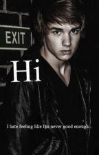 Hi (A Liam Payne Story) by AliAnneG