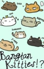 Bangtan Kitties!? (Bts X Reader) by kamiliathecat