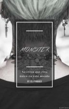 Monster || Nyongtory by jellykwonxx