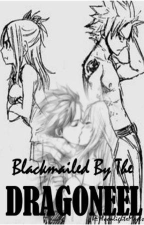 Blackmailed By The Dragoneel [Nalu fanfic] by moonlightxmavis