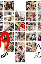 Novela CD9 y tú: Un nuevo Amor by Karycoder