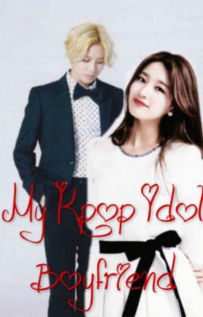 My Kpop Idol Boyfriend by wmorales159