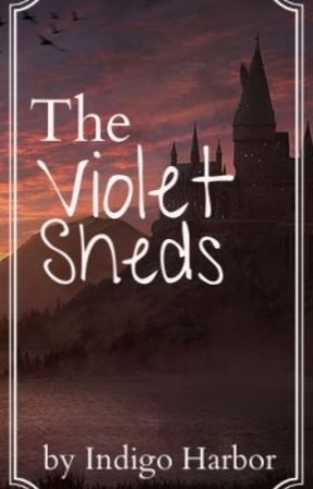 The Violet Sheds by IndigoHarbor