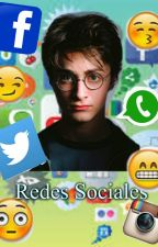 Redes Sociales ( Book #2 HP ) by ChispezaPotterica