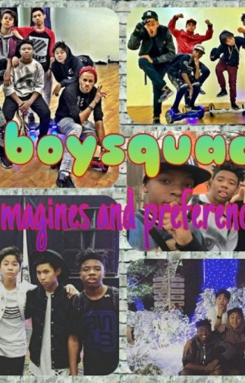 BOYSQUAD IMAGINES AND PREFERENCES