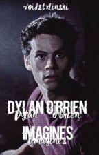 dylan o'brien imagines by VOIDSTXLINSKI