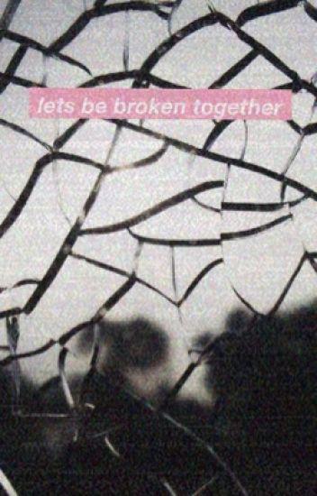 Let's be broken together. (AaronXReader) Aphmau MCD
