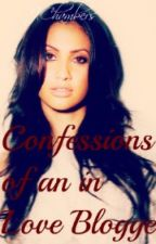 Confessions of an in Love Blogger (Complete) by JurrissiaChambers92