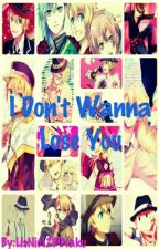 I Don't Want To Lose You. (Syo Kurusu x Reader)  by LisNic123Otaku